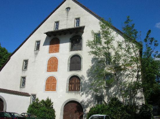 Diessenhofen, Thụy Sỹ: Kornhaus des Klosters