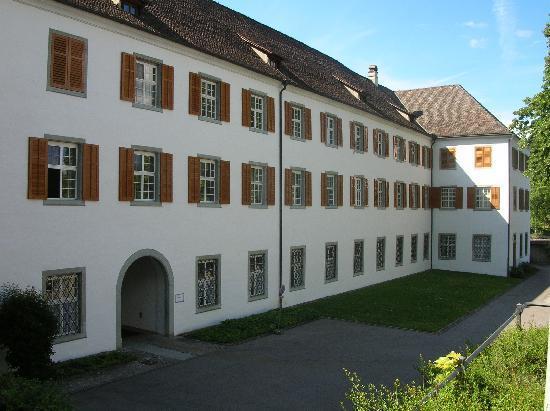 Diessenhofen, Thụy Sỹ: HIer ist ein Alters- und Pflegeheim untergebracht