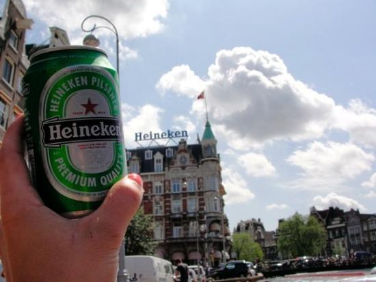 Heineken Experience Photo