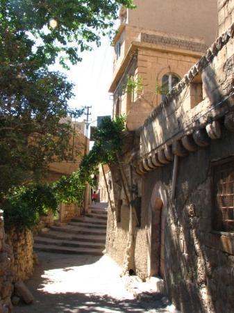 Tipise straattoneel in Mardin