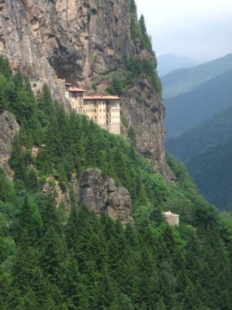แทรบซอน, ตุรกี: Sumela Monestary, Net buite Trabzon