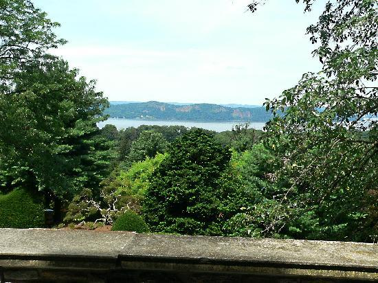 Kykuit: View from the House