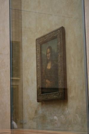 Le Louvre des Antiquaires: Mona Lisa (The Louvre)