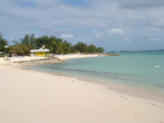 Cable Beach : Bahamas, Nassau