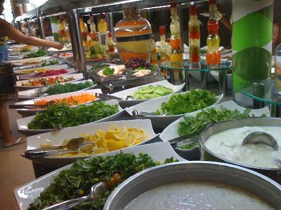 Baia Lara Hotel : Dining Room