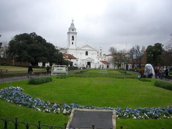 สุสานเรโคเลตา: Recoleta/Buenos Aires