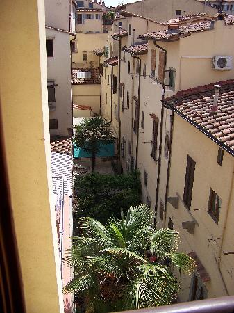 Bed & Breakfast San Lorenzo: View from our rooms window