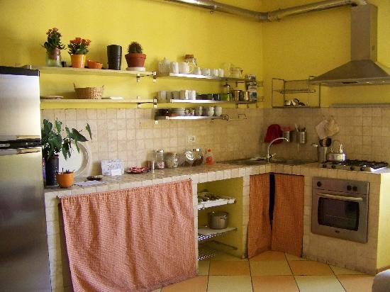 Bed & Breakfast San Lorenzo: Kitchen