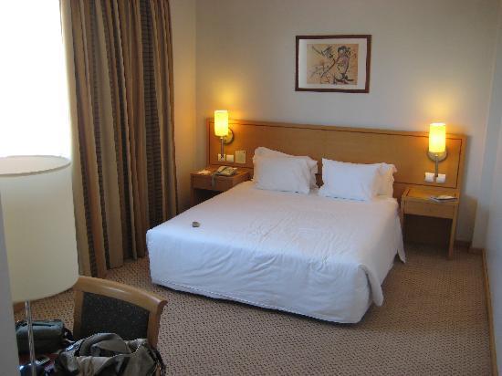 Quality Inn Portus Cale: habitacion