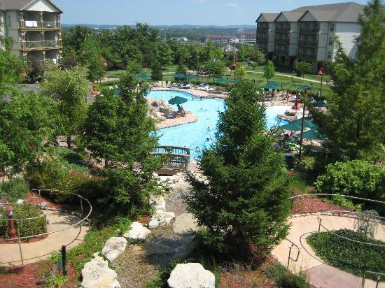 Marriott's Willow Ridge Lodge: Pool Area