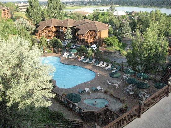 Cheyenne Mountain Resort Colorado Springs, A Dolce Resort: Great Views