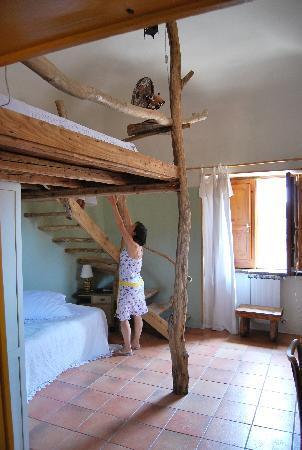 Palazzu Stidda : chambre