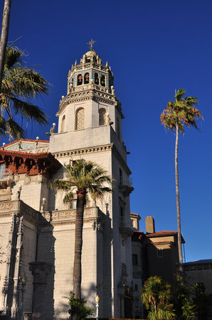 Cambria Shores Inn: Hearst Castle