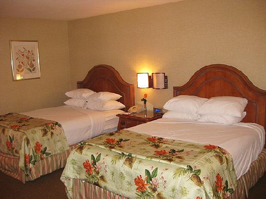 Candy Cane Inn: Comfortable room