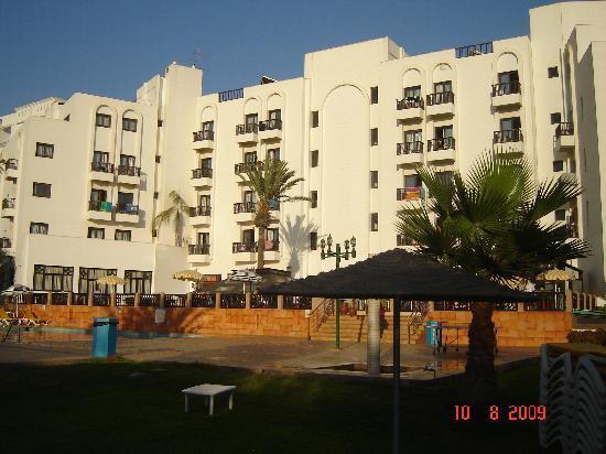 Oasis Hotel Agadir : il n'est pas aussi grand qu'on peut le croire