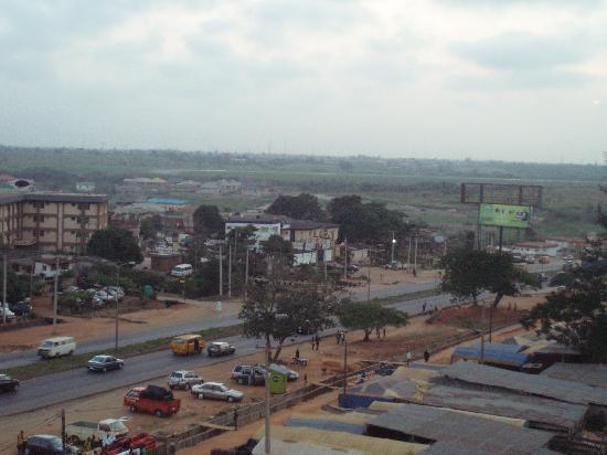 Welcome Centre Hotels: View of Lagos!