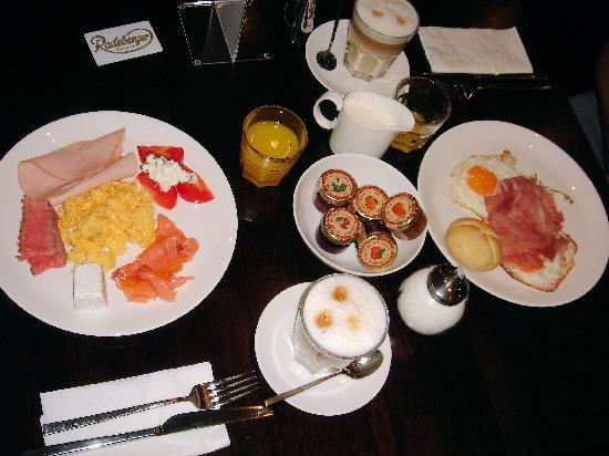 Breakfast At Flemings Wien Westbahnhof Bild Von Fleming S