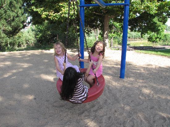 Children's Museum of Denver: Playground Outside