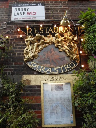 Sarastro : The place to be