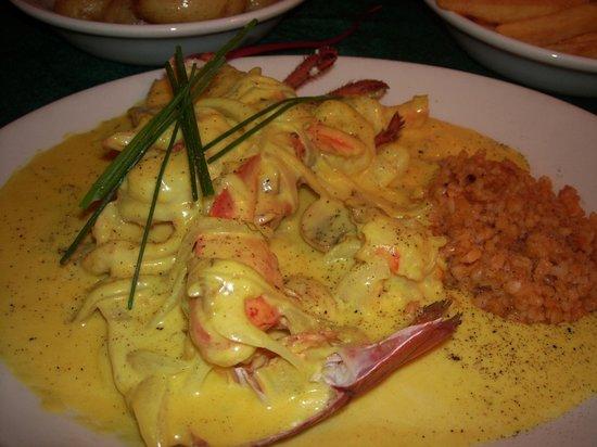 Sarastro : Lobster....Yum June 08