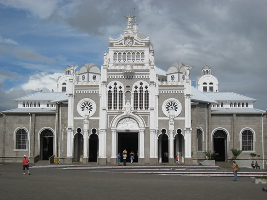 Cartago, Costa Rica: The Basilica