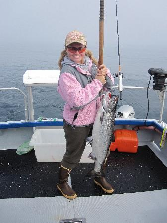 ซิตกา, อลาสกา: My King Salmon!