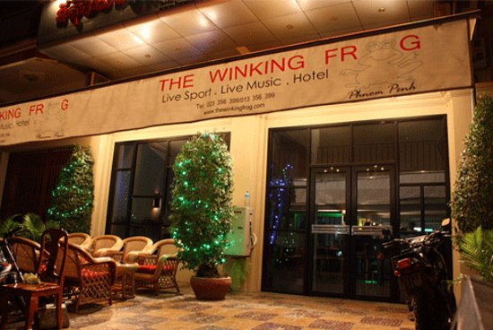 Photo of The Winking Frog Phnom Penh