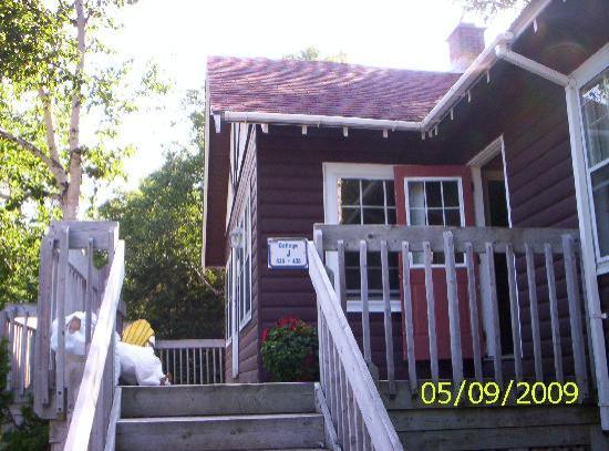 Keltic Lodge Resort & Spa: Cottage J