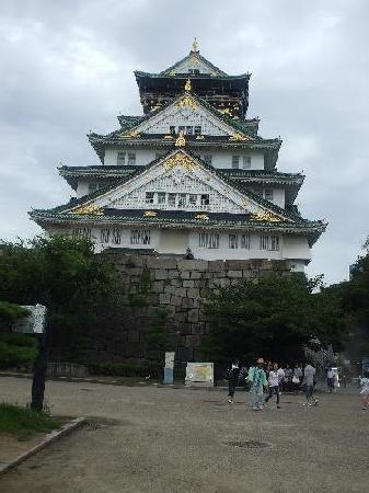 ปราสาทโอซาก้า: 大阪城天守閣