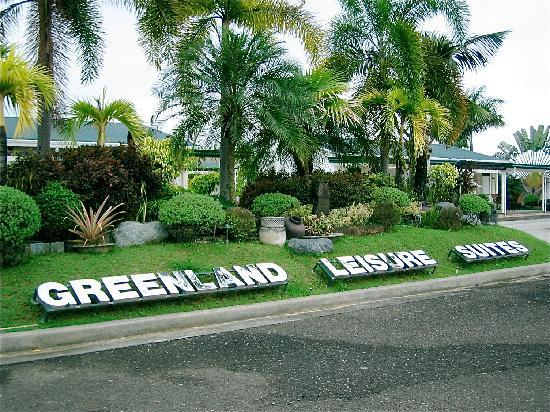 Cabanatuan City, Filipinas: Greenland Leisure Suites ( Photoshot by HC- Sept 2008)