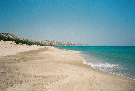 Horizon Beach Resort : Magic Beach Costa Sud di Kos