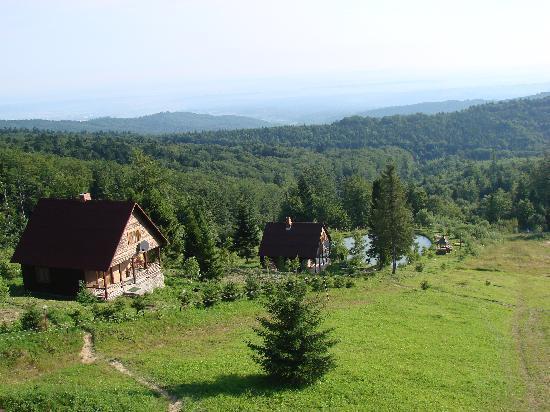 Carpathian Meadows (Karpats'ki Polonyny) Hotel: Karpats'ki Polonyny