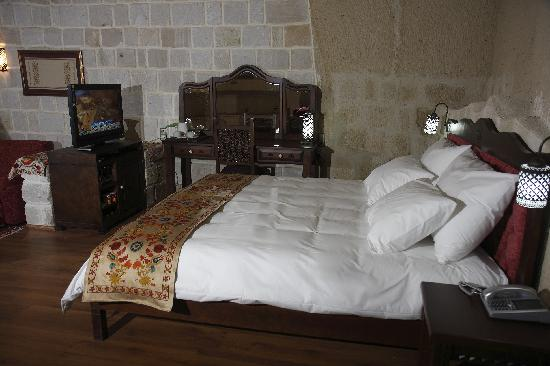 Dreams Cave Cappadocia: Inside of room