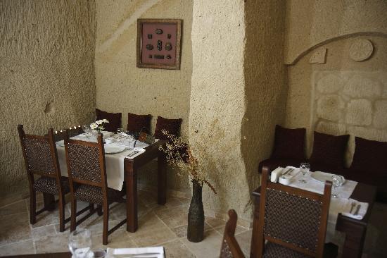 كيف ديلوكس: Hotel Restaurant