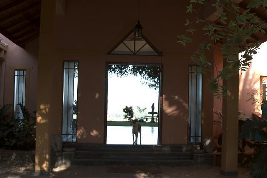 Die Villa Rosa laedt ein