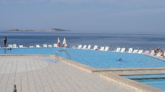 Villas Plat: piscine