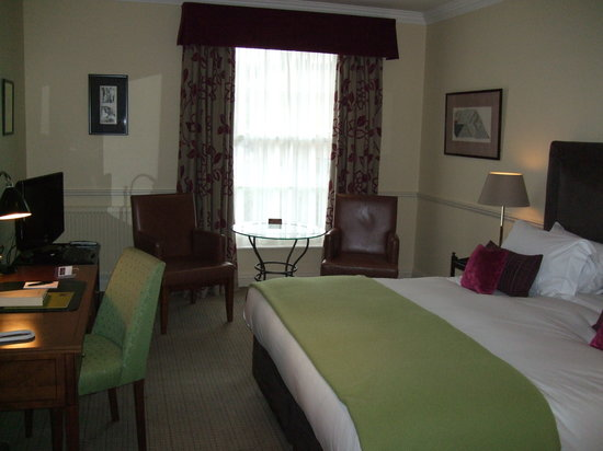 Rudding Park Hotel: Room 219