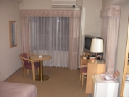 Tokyo Buc: 部屋は広いです。