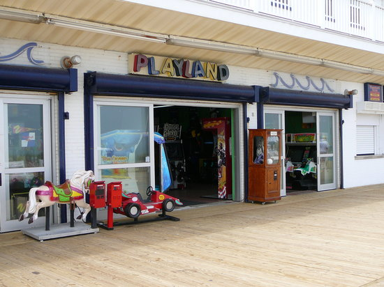 Virtual Fun Arcade & Playland: Playland Rehoboth Beach