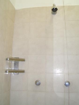 Verona Hotel: shower