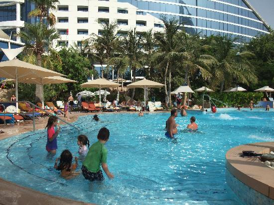 The Family Pool At Hotel Picture Of Jumeirah Beach Hotel Dubai Tripadvisor