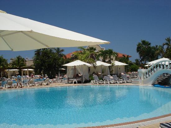 Paradisus Princesa del Mar: pool area
