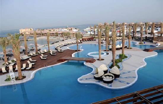 Sitrah, Bahrain: View from Swimming Pool