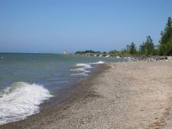 Walnut Beach Cafe: Lake Erie