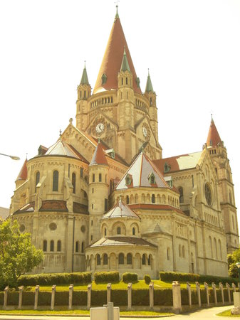 Vienne, Autriche : Cathedral