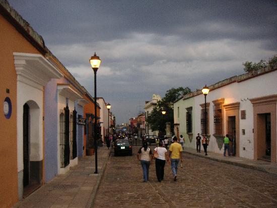 Hospederia La Reja: On a quiet street