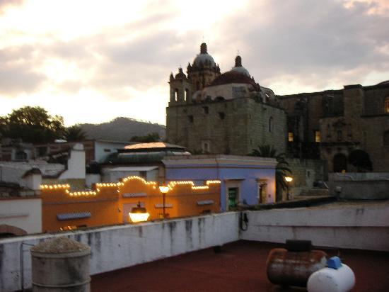 Hospederia La Reja: View from the roof