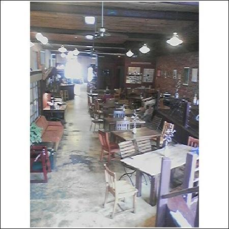 Panacea Coffeehouse Cafe & Roastery : entering Panacea