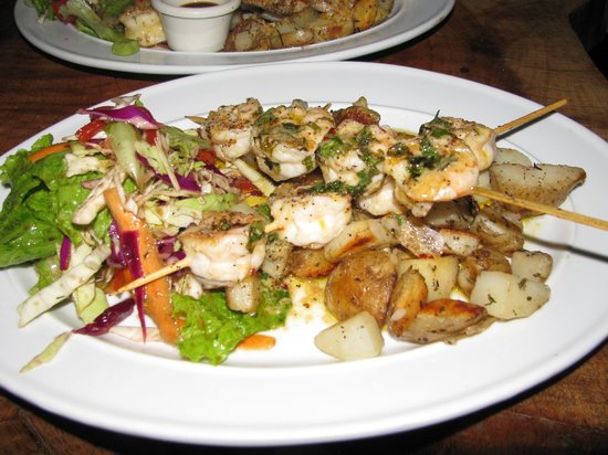 Brisas Del Mar : Mmm Grilled Shrimp