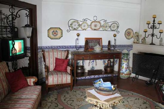 Casa de Sao Tiago do Castelo : Living room